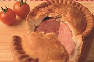 Wholesale ork pies from Potters of Barnsley, South Yorkshire